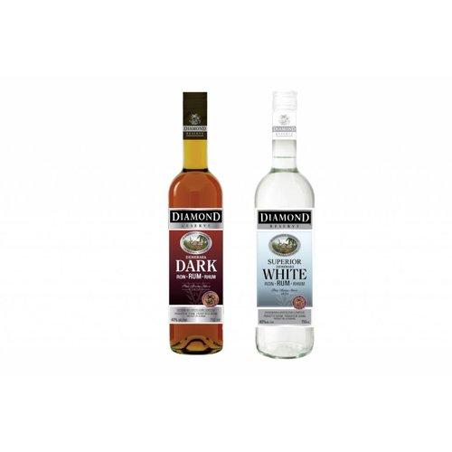 Diamond Reserve Diamond Reserve Demerara Rum Superior 'White', Guyana (1000ml)