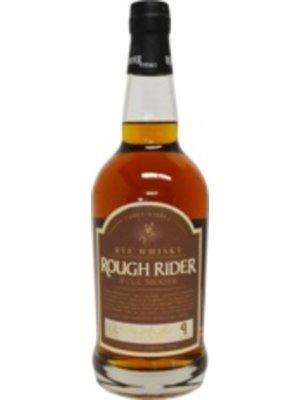 Rough Rider Rye Whisky 'Bull Moose Three Barrel', Long Island, New York (750ml)