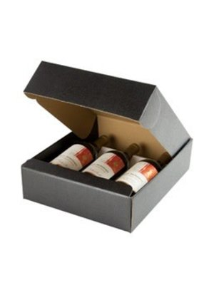 Three Bottle Gift Box