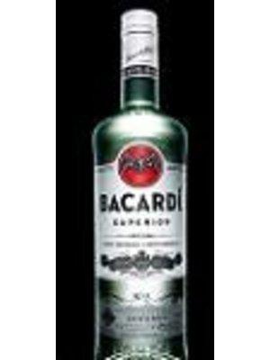 Bacardi Rum 'Superior', Puerto Rico (375ml)