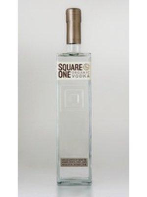 Square One Organic Vodka, Rigby, Idaho (750ml)