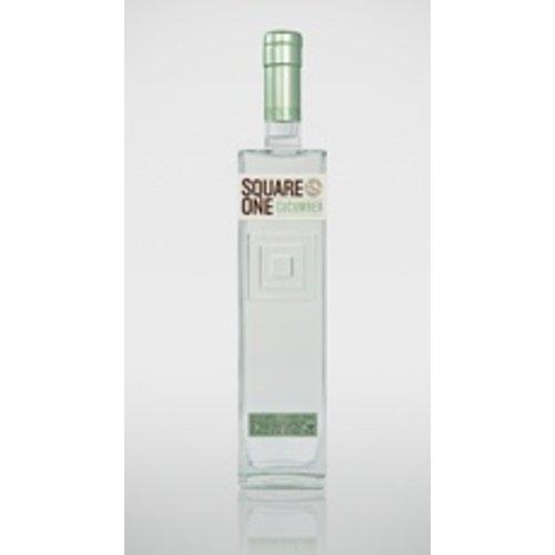 Square One Organic Vodka 'Cucumber', Rigby, Idaho (750ml)