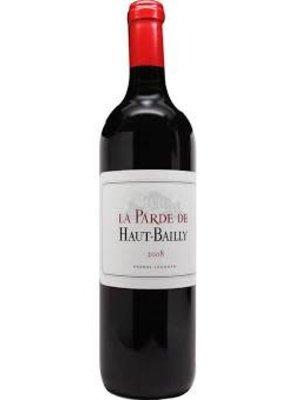 La Parde de Haut-Bailly Pessac-Leognan, 2008, Bordeaux, France