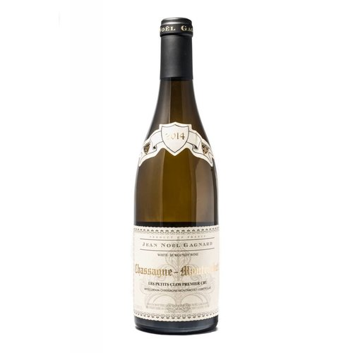 Jean Noel Gagnard Chassagne-Montrachet 1er Cru 'Les Petits Clos' 2014, Burgundy, France