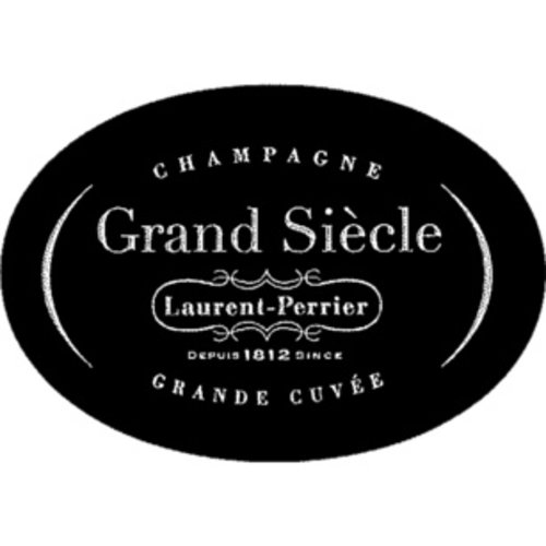 Laurent-Perrier Champagne Brut 'Grand Siecle' NV, Champagne, France