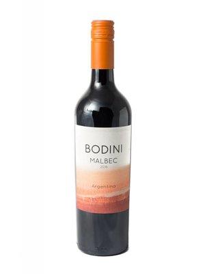 Bodini Malbec 2016, Mendoza, Argentina (750ml)