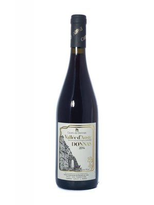 Caves Cooperatives de Donnas, Donnas Rosso 2014, Valle d'Aoste, Italy (750ml)
