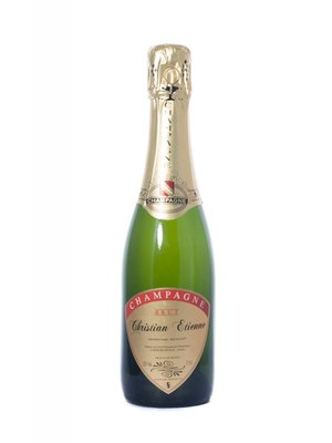 Christian Etienne Brut, Champagne, France (375ml)