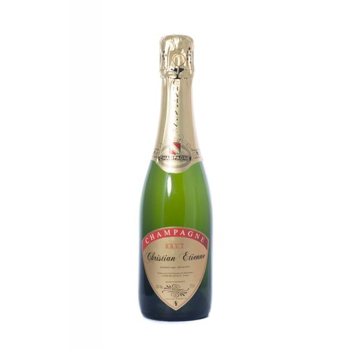 Christian Etienne Brut, Champagne, France (375ml)
