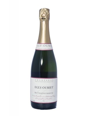 Egly-Ouriet Champagne Grand Cru Brut 'Tradition' NV, Champagne, France