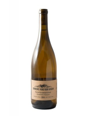 "Eminence Road ""Elizabeth's Vineyard"" Gewurztraminer - 2014, Fingerlakes, New York"