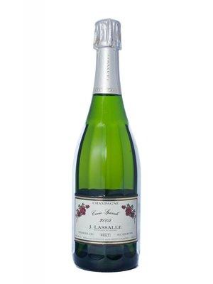 J. Lassalle Brut 'Cuvee Speciale' Champagne 2005