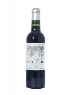 Les Allees de Cantemerle Haut-Medoc 2014, Bordeaux, France (375ml)