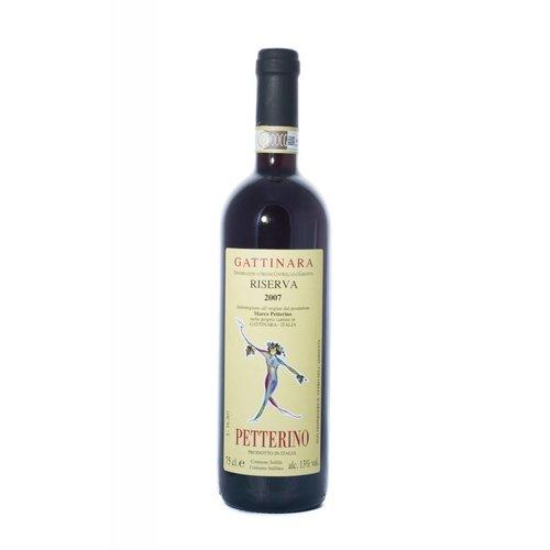 Petterino, Gattinara Riserva (2007), Piedmont, Italy