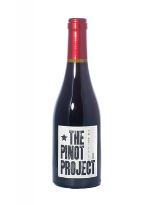 The Pinot Project 'Pinot Noir' 2017, California (375ml)