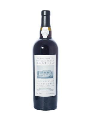 The Rare Wine Co Historic Series Madeira 'Savannah Verdelho' NV, Madeira, Portugal