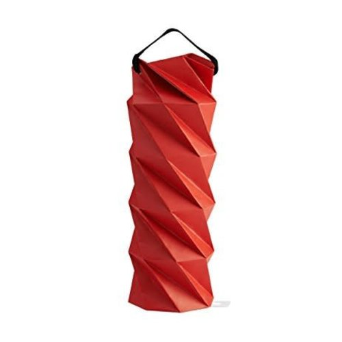 Origami Wine Gift Bag (Red)