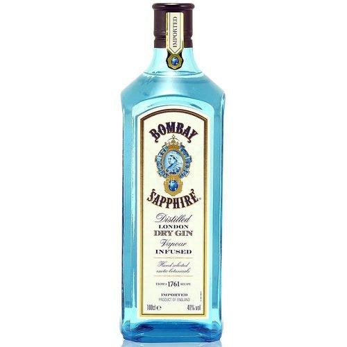 Bombay London Dry Gin 'Sapphire', Hampshire, England (750ml)