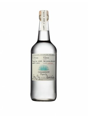 Casamigos Tequila Blanco, Jalisco, Mexico (750ml)