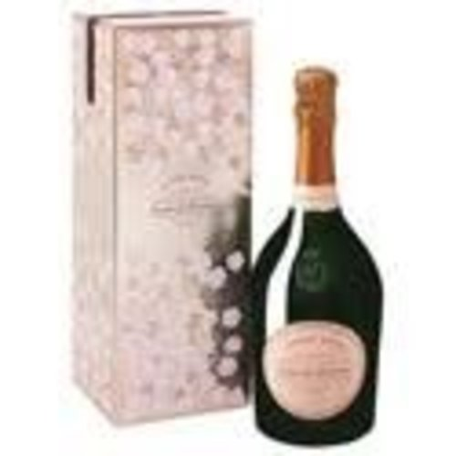 Laurent-Perrier Champagne Brut 'Cuvee Rose' Gift Set NV, Champagne, France