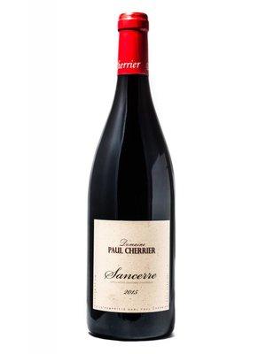 Domaine Paul Cherrier Père & Fils, Sancerre Rouge (2015)