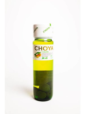 Choya Umeshu With Fruit, Osaka, Japan (750ml)