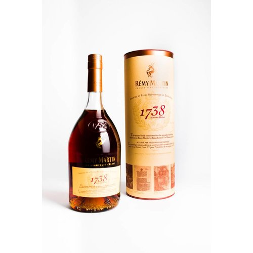 Remy Martin Cognac 1738 Accord Royal (1000ml), France