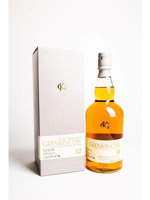 Glenkinchie 12 Year Single Malt Scotch Whisky, Lowlands, Scotland (750ml)