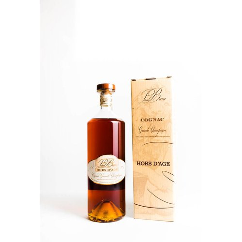 Paul Beau Cognac Grande Champagne 'Hors d'Age', Cognac, France (750ml)