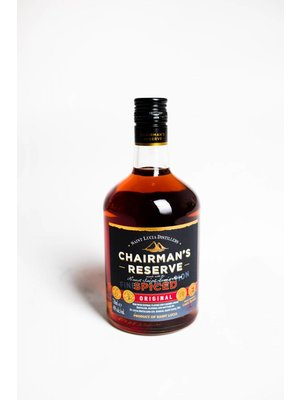 Chairman Chairman's Reserve Spiced Rum, St. Lucia (750ml)