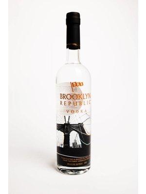 Brooklyn Republic Vodka, New York City, New York (750ml)