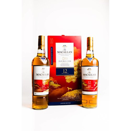 The Macallan Single Malt Scotch Whisky Chinese New Year DOG, Highlands, Scotland (750ml)