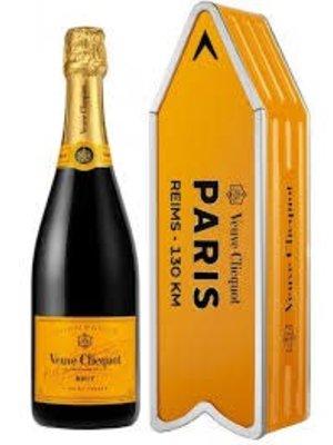 Veuve Clicquot Champagne Brut 'Gift Box' NV, Champagne, France