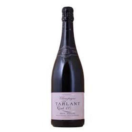 Tarlant, Rose Zero Brut Nature, NV, Champagne, France