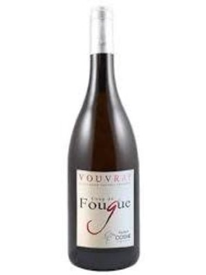 Florent Cosme Florent Cosme 'Coup de Fougue' 2016, Vouvray, France (750ml)