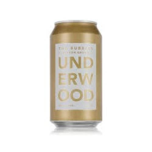"""Underwood Cellars """"The Bubbles"""" Sparkling Wine, Oregon (375ml can)"""