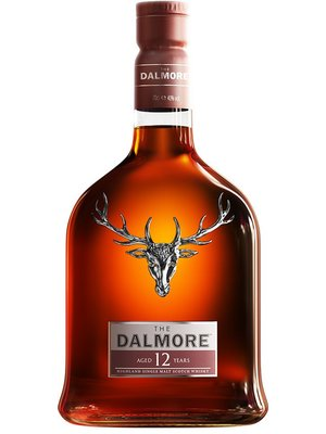 Dalmore Dalmore 12YR Single Malt Scotch, Highlands, Scotland (750ml)
