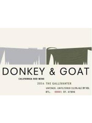 Donkey & Goat, The Gallivanter, California 2016