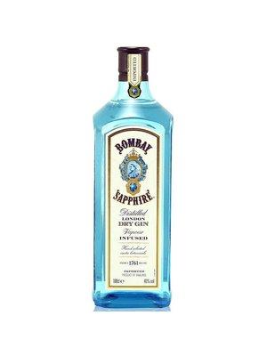 Bombay London Dry Gin 'Sapphire', Hampshire, England (375ml)