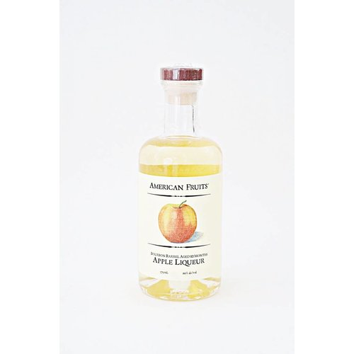 American Fruits Apple Liqueur (375ml)