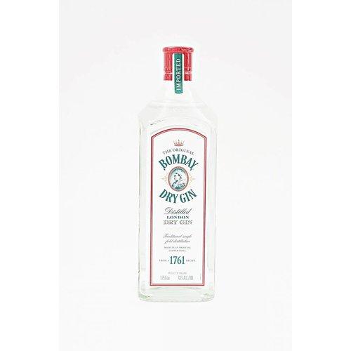 Bombay London Dry Gin, Hampshire, England (1.75L)