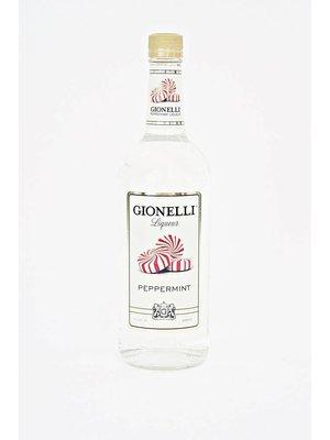 Gionelli Liqueur 'Peppermint', Minnesota (1000ml)