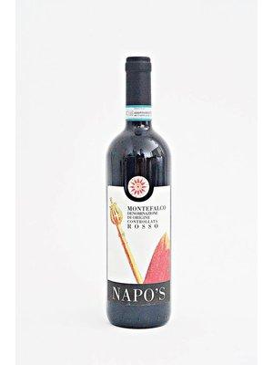Napo's Napo's Montefalco Rosso, Umbria, Italy, 2017 (750ml)