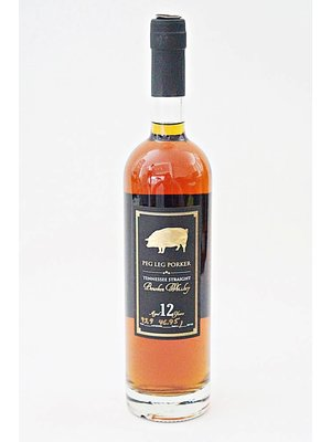 Peg Leg Porker Bourbon 12 Year, Tennessee (750ml)