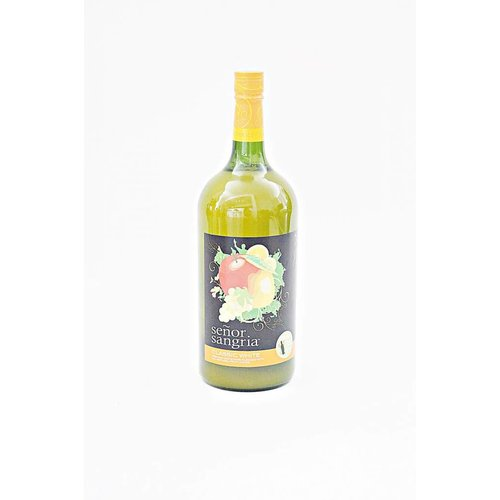 Senor Sangria Classic White Sangria, Chile (1500ml)