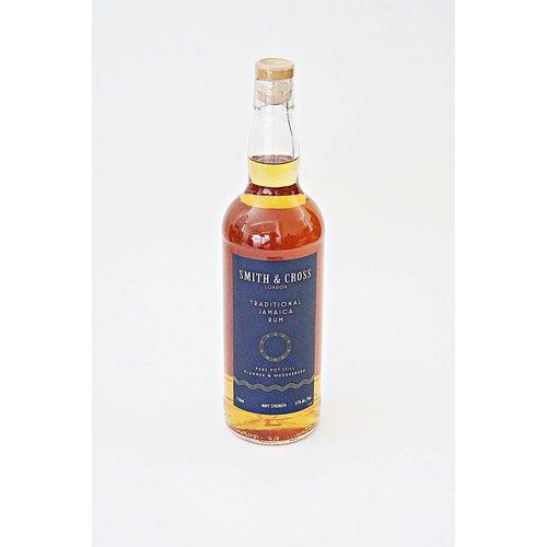 Smith & Cross, Traditional Jamaica Rum, England (750ml)