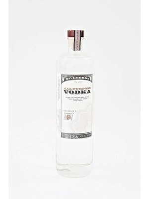 St. George Vodka All Purpose, California (750ml)