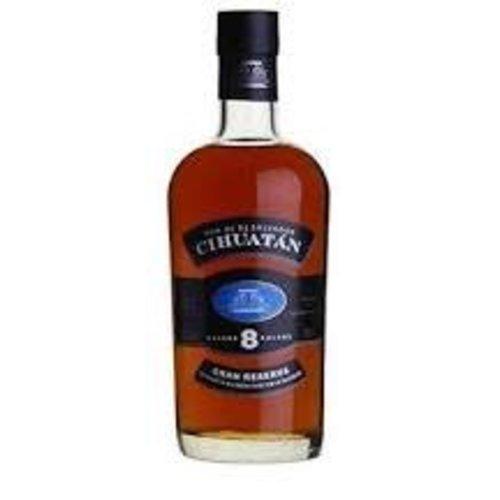 Ron Cihuatan Gran Reserva Solera 8 Year Rum, El Salvador (750ml)