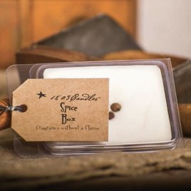 1803 Candles 1803 Spice Box Melters