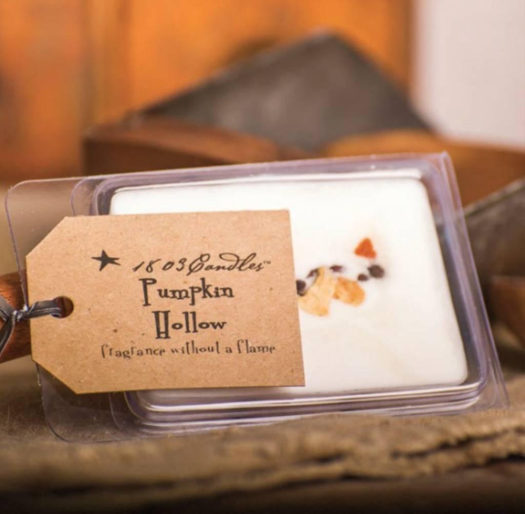 1803 Candles 1803 Pumpkin Hollow Melts